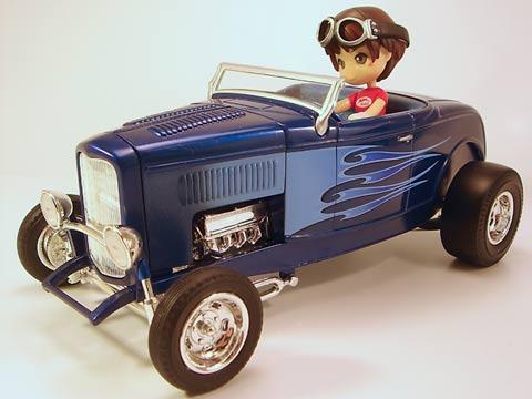 結構前にザラスで買ったホットウィールのフォード